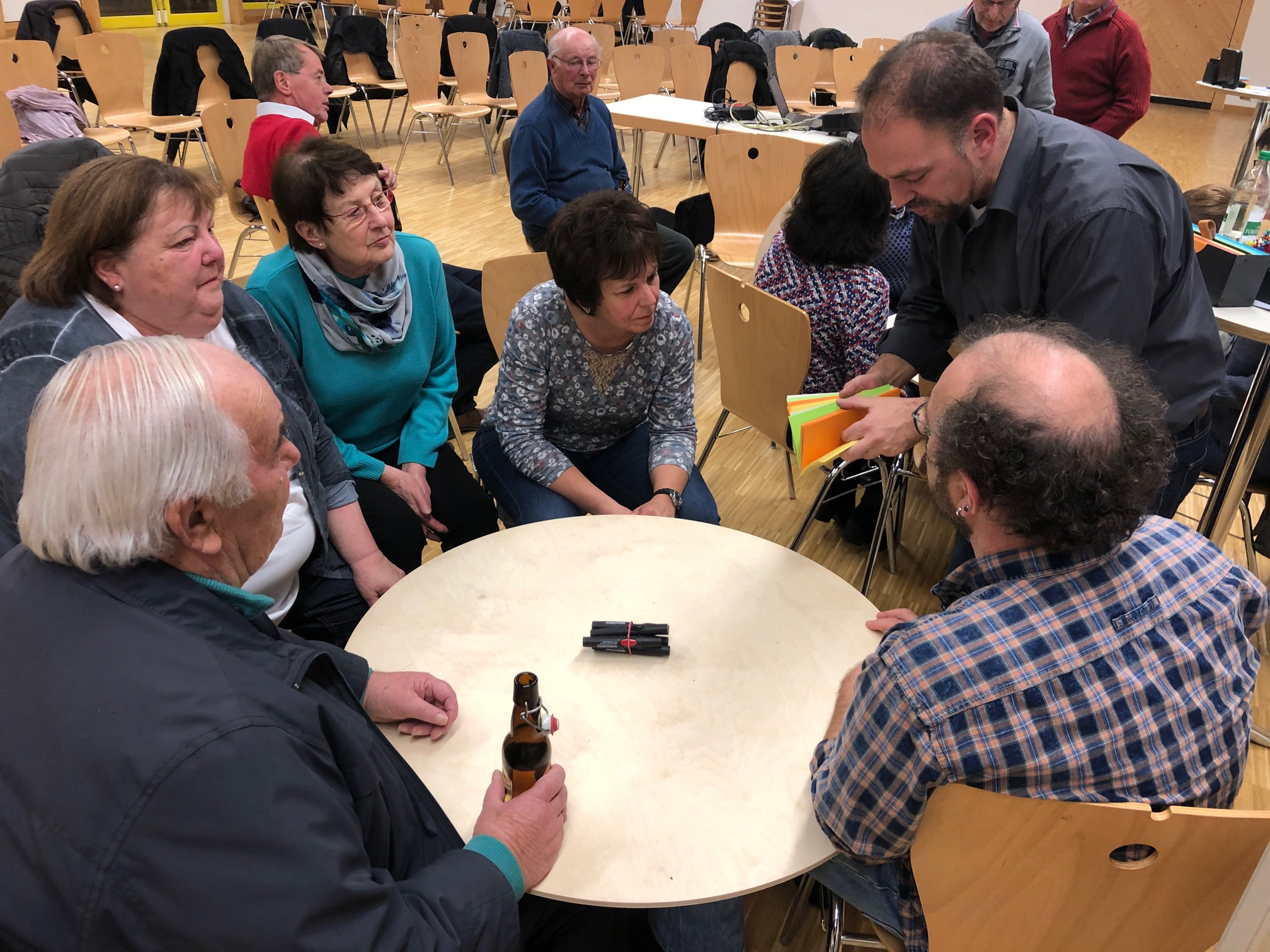 Planungswerkstatt Wiesenstetten Workshop