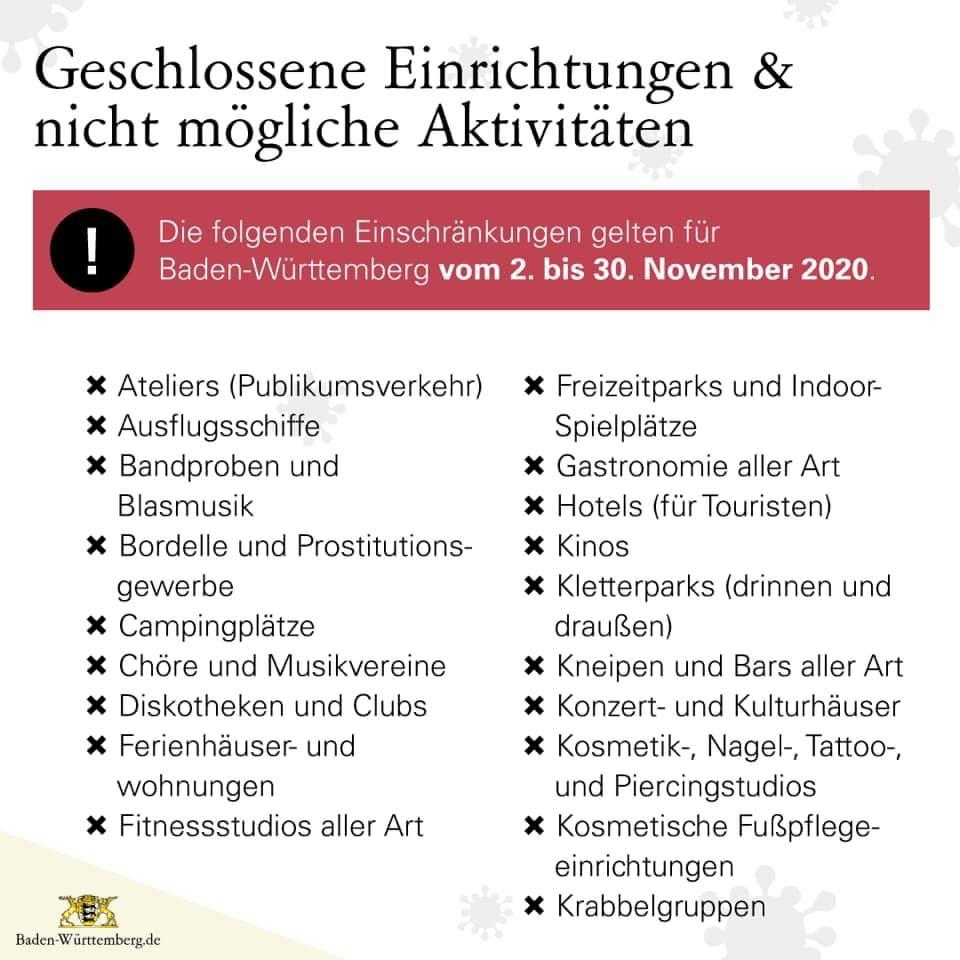 Anderung Der Corona Verordnung Ab 01 03 2021 Gemeinde Empfingen