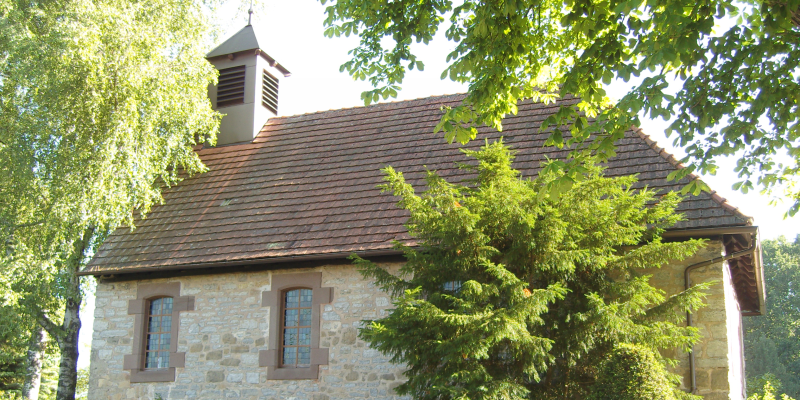 Kapelle am Friedhof