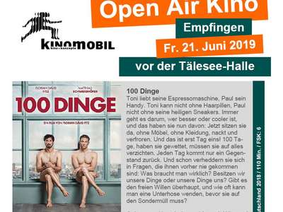 Open Air Kino in Empfingen